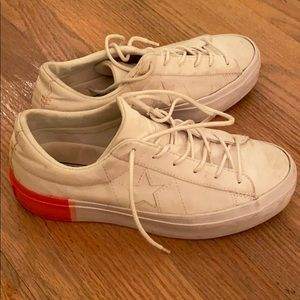 Limited Edition Converse Platform Sneakers